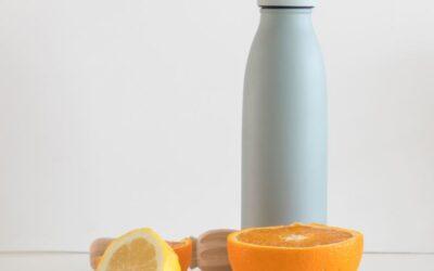Ayaida drikkeflaske – hjælp med at nedsætte forbruget af plastik